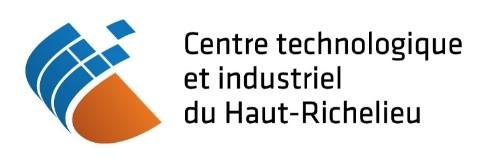Logo Centre technologique et industriel du Haut-Richelieu
