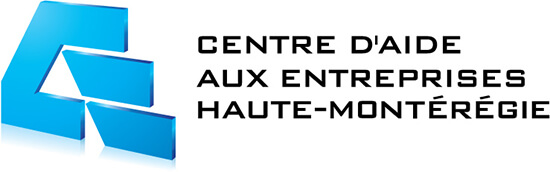 Centre d'aide aux entreprises Haute-Montérégie Retina Logo