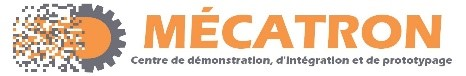 Logo Mécatron Centre de démonstration, d'intégration et de prototypage